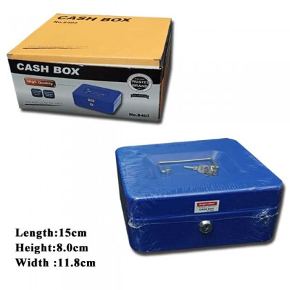 8401 BRIGHT OFFICE CASH BOX